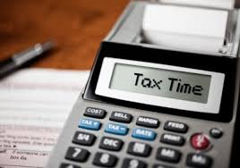 tAx Time Calculator