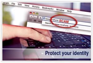 website scam