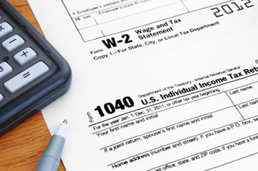 how to find out your tax return amount
